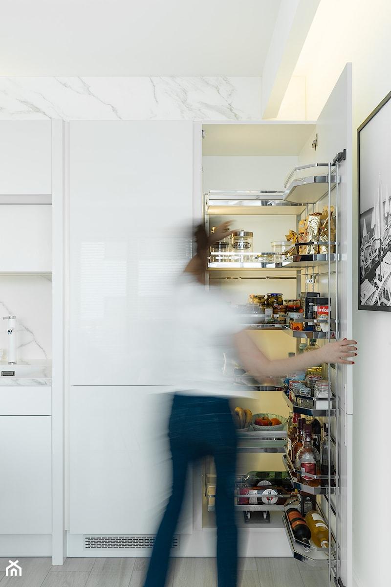 ANCHORIA MECHELINKI MODERN - Kuchnia, styl nowoczesny - zdjęcie od MOCHO. studio Monika Machowska