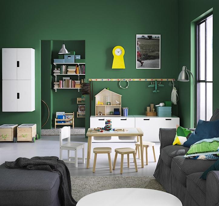 Jak Urzadzic Wspolna Przestrzen Ikea Podpowiada Homebook