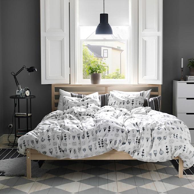 Stwórz Przytulną Sypialnię Z Ikea Homebook
