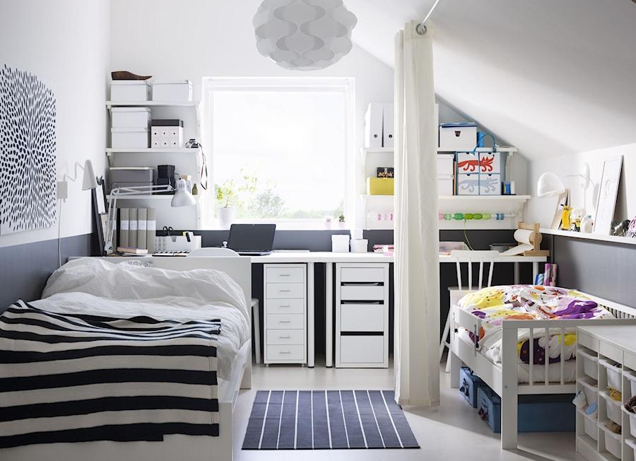 Pok j dziecka ikea redni pok j dziecka dla dziewczynki - Ikea muebles dormitorio juvenil ...