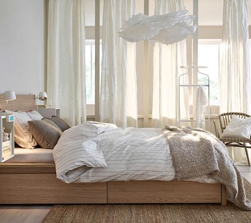 Stwórz przytulną sypialnię z IKEA!