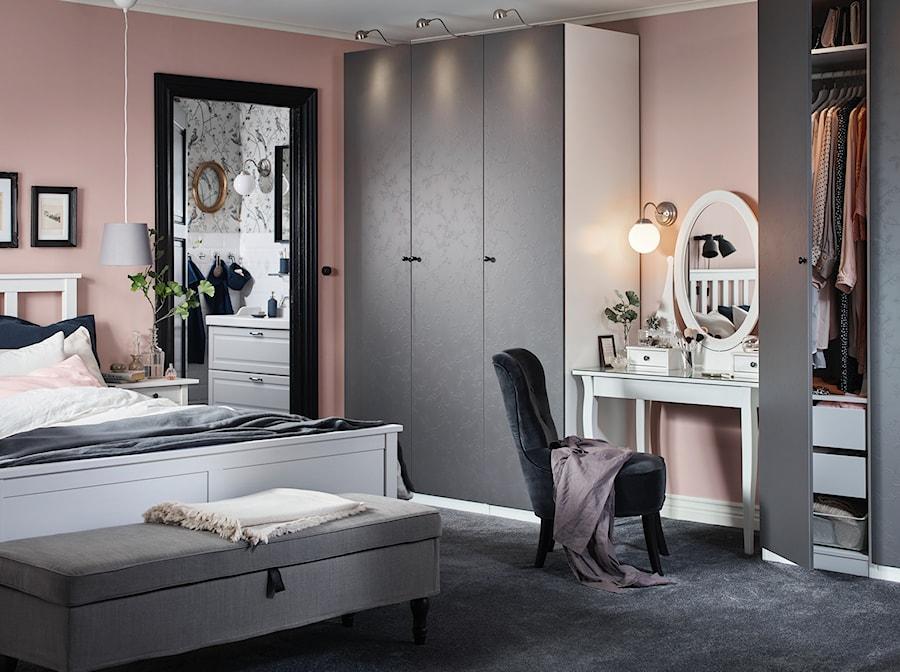 Sypialnia IKEA - Sypialnia, styl eklektyczny - zdjęcie od IKEA