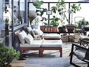 Balkon i ogród IKEA - Średni taras na dachu - zdjęcie od IKEA
