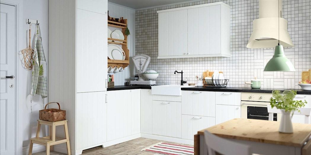 Remont czas start! Odmień kuchnię razem z IKEA  Homebook pl -> Kuchnia Ikea Czas Oczekiwania