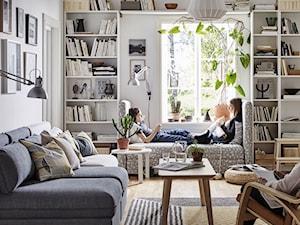 Jak urządzić wspólną przestrzeń? IKEA podpowiada!