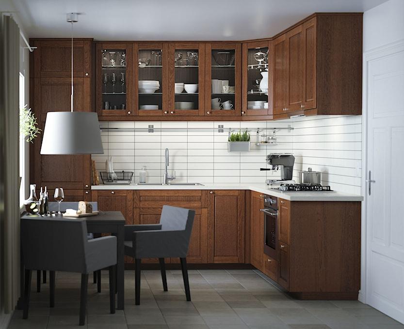 Kuchnia na miar jak dobrze zaplanowa kuchni homebook for Cuisine moderne en bois 2015