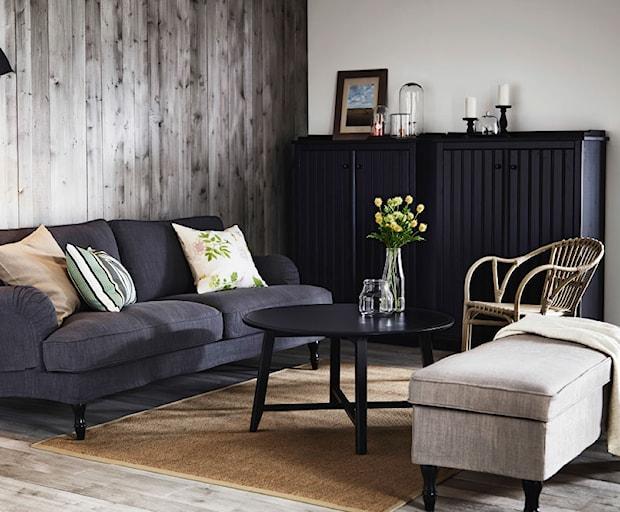 ponadczasowy styl skandynawski temat miesi ca stycze 2017. Black Bedroom Furniture Sets. Home Design Ideas