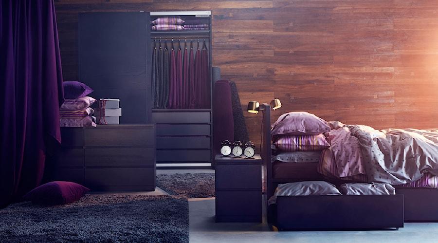 Sypialnia IKEA - Sypialnia małżeńska, styl skandynawski - zdjęcie od IKEA