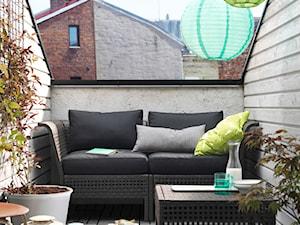 Balkon i ogród IKEA - Mały taras na dachu - zdjęcie od IKEA
