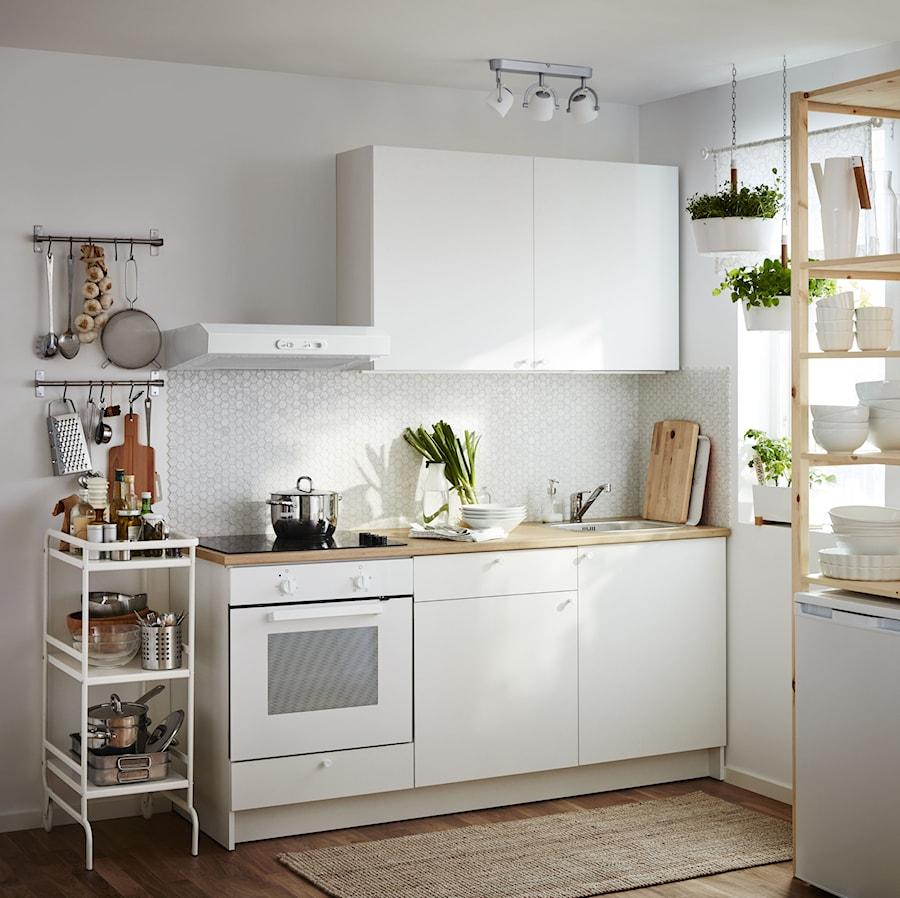 Kuchnia na wymiar kuchnia styl skandynawski zdj cie for Cuisine ikea catalogue pdf