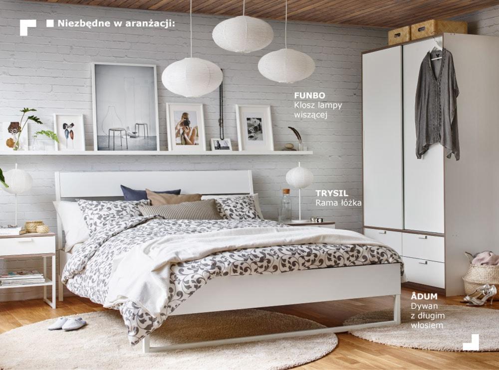 Biała Sypialnia Jak Dobierać Kolory I Meble Homebook
