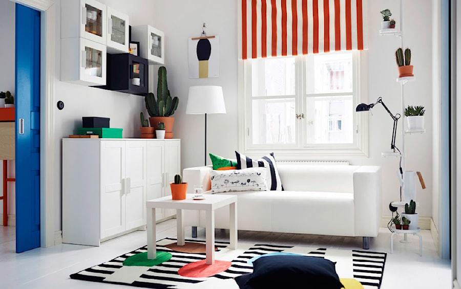 Pokój dzienny IKEA - Mały salon, styl nowoczesny - zdjęcie od IKEA