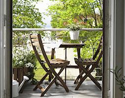 Balkon i ogród IKEA - Mały taras - zdjęcie od IKEA