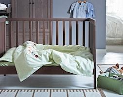 Pokój dziecka IKEA - Średni niebieski pokój dziecka dla chłopca dla niemowlaka - zdjęcie od IKEA