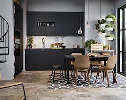 Mała Kuchnia Projekt Wnętrza Mieszkalnego Ikea Homebook