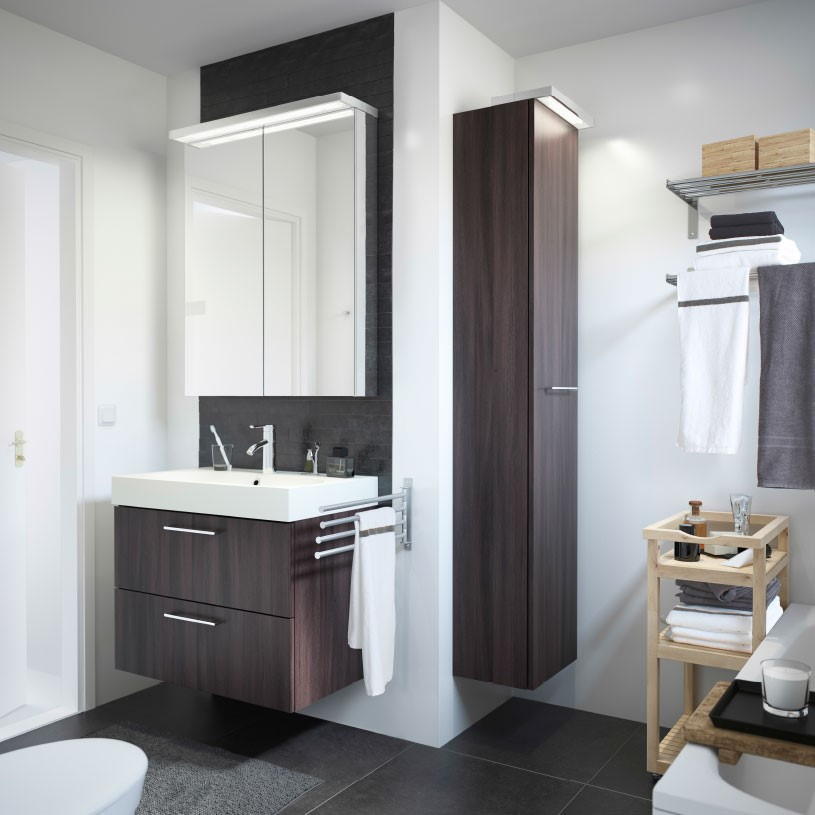 łazienka Ikea łazienka Zdjęcie Od Ikea Homebook