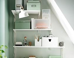 Biuro styl Skandynawski - zdjęcie od IKEA