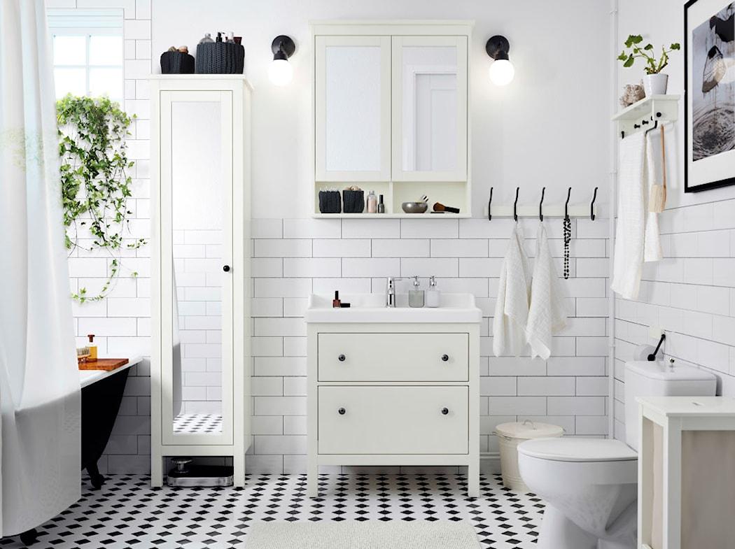 łazienkowe Rewolucje Ikea Homebook
