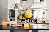 fototapeta w kuchni