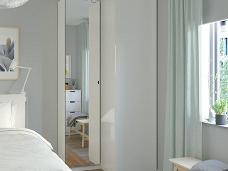 Aranżacje wnętrz - Sypialnia: Sypialnia IKEA - Sypialnia, styl skandynawski - IKEA. Przeglądaj, dodawaj i zapisuj najlepsze zdjęcia, pomysły i inspiracje designerskie. W bazie mamy już prawie milion fotografii!