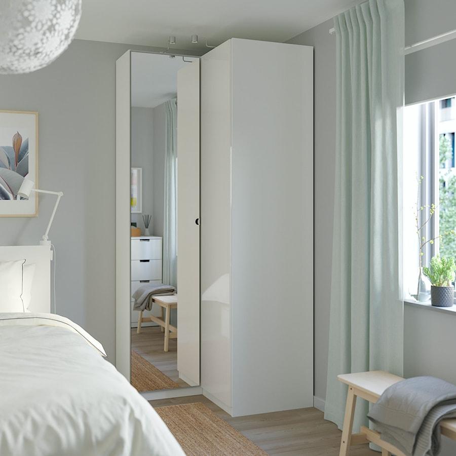 Sypialnia IKEA - Sypialnia, styl skandynawski - zdjęcie od IKEA