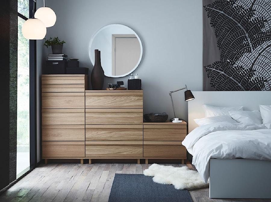 Sypialnia Ikea średnia Biała Sypialnia Małżeńska Styl