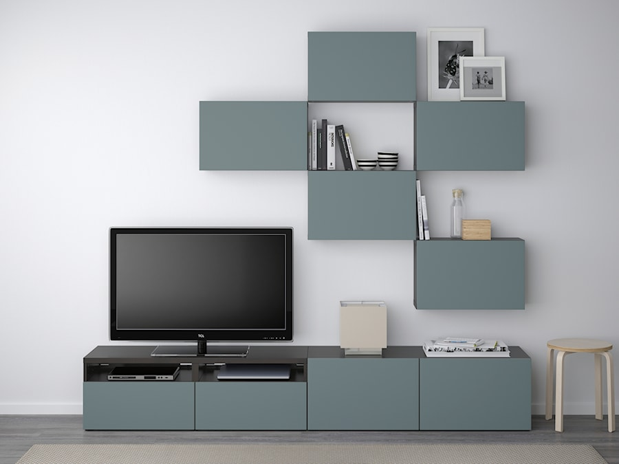 Best salon zdj cie od ikea homebook - Ikea mueble salon tv ...