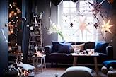 dekoracje świąteczne, zawieszki świąteczne w stylu skandynawskim