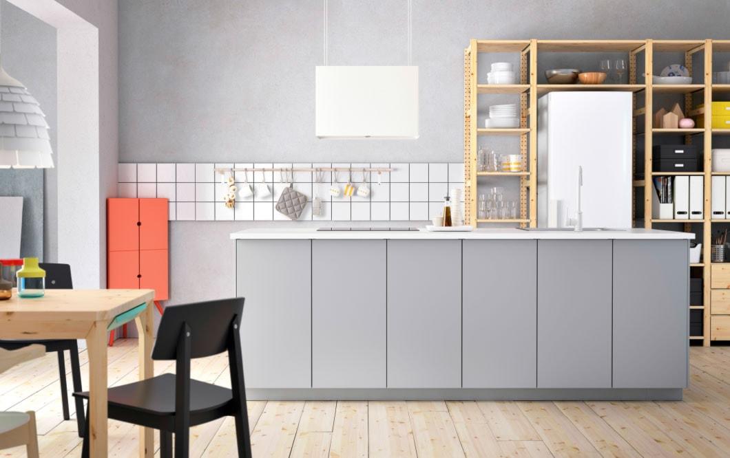 Remont Czas Start Odmień Kuchnię Razem Z Ikea Homebook