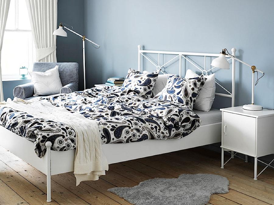 Sypialnia IKEA - Sypialnia, styl minimalistyczny - zdjęcie od IKEA