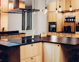 Kuchnia Spotkań Ikea średnia Otwarta Biała Kuchnia