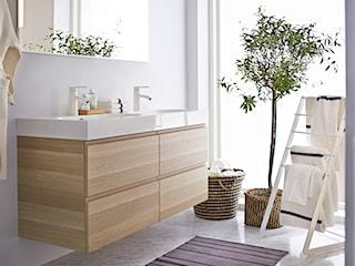 Jak sprytnie urządzić łazienkę? IKEA inspiruje!
