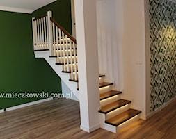 schody z drewna dibetau - zdjęcie od Schody Mieczkowski