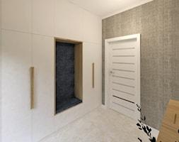 Dom pod Gdańskiem - Hol / przedpokój, styl nowoczesny - zdjęcie od JMJ Interiors - Homebook