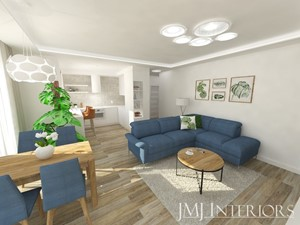 JMJ Interiors - Architekt / projektant wnętrz
