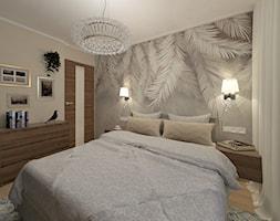 Gdynia Redłowo- mieszkanie do remontu - Sypialnia, styl nowoczesny - zdjęcie od JMJ Interiors - Homebook