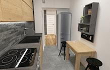Kuchnia styl Skandynawski - zdjęcie od JMJ Interiors