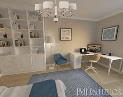 Przestronny apartament w Gdańsku - Pokój dziecka, styl klasyczny - zdjęcie od JMJ Interiors - Homebook