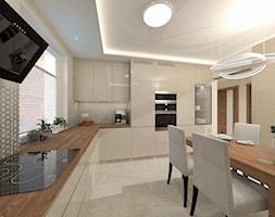 Gdynia Redłowo- mieszkanie do remontu - Kuchnia, styl nowoczesny - zdjęcie od JMJ Interiors - Homebook