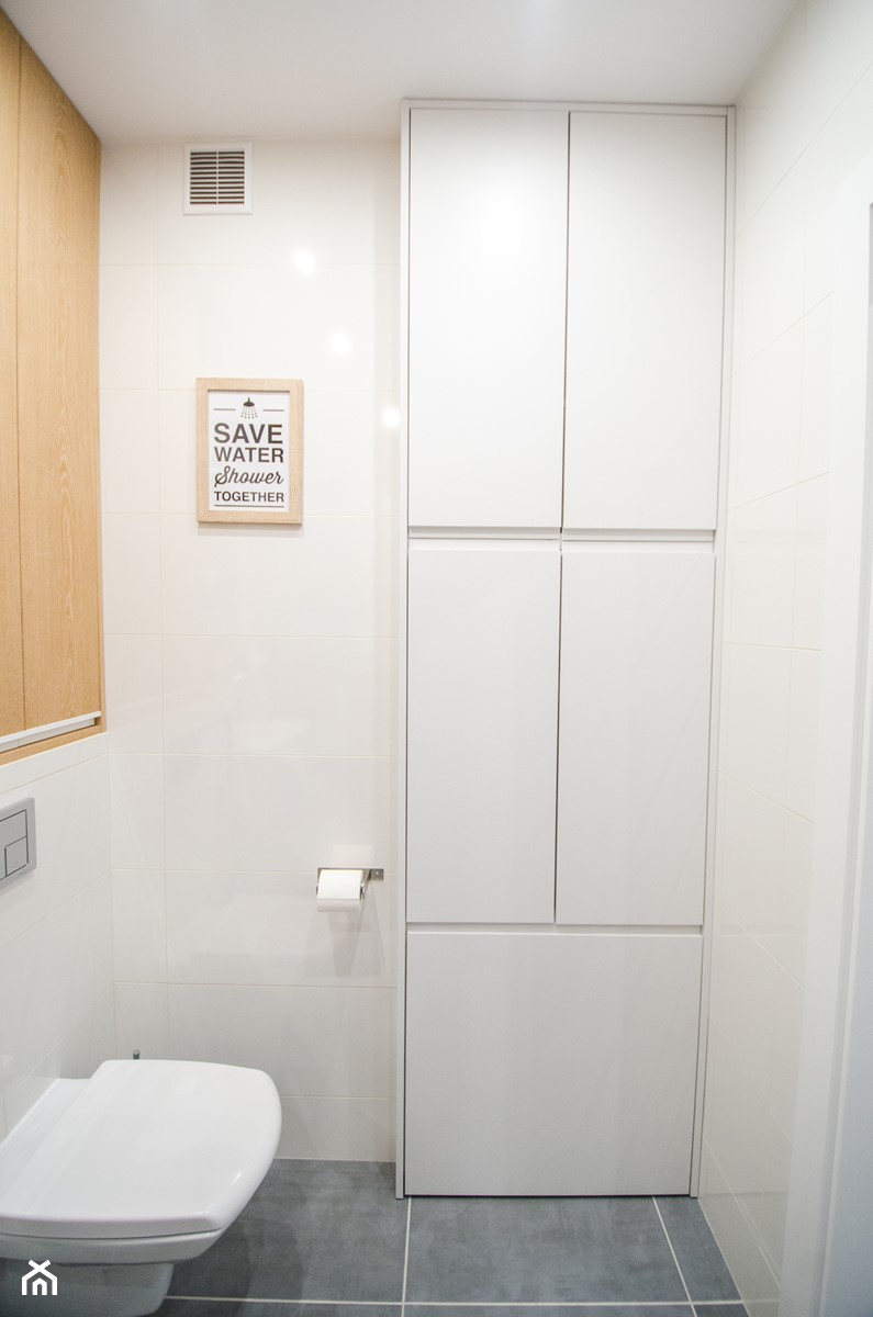 8 - Mała łazienka - zdjęcie od Meble Wiśniewski MEBLO-MARK