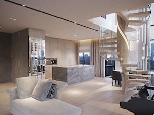 Apartament 2 poziomowy Warszawa
