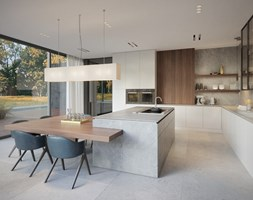 Kuchnia+-+zdj%C4%99cie+od+Katarzyna+Kraszewska+Architektura+Wn%C4%99trz
