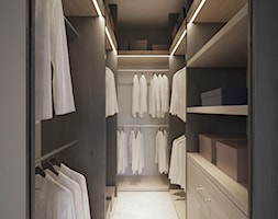 Garderoba+-+zdj%C4%99cie+od+Katarzyna+Kraszewska+Architektura+Wn%C4%99trz