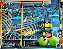 Projekt Budowlany Klubu Fitness