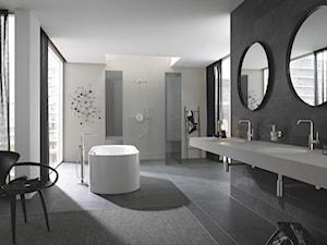 Siła designu, czyli baterie łazienkowe o geometrycznych i opływowych kształtach. Jak dobrać je do stylu Twojego wnętrza?