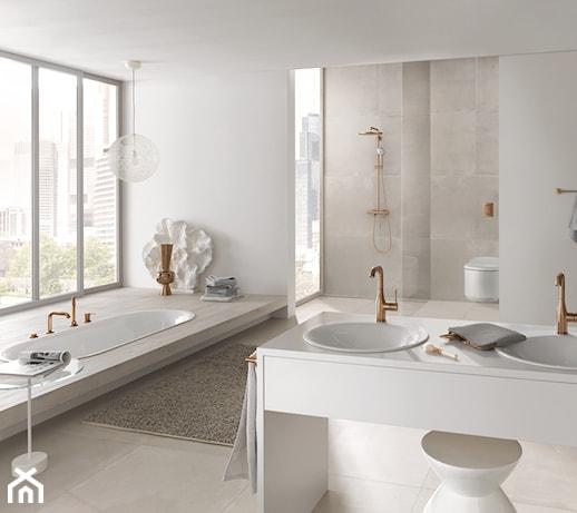 Wyposażenie łazienki – jak wybrać elementy, które idealnie do siebie pasują?