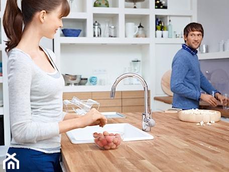Aranżacje wnętrz - Kuchnia: Baterie kuchenne Concetto - Kuchnia - GROHE. Przeglądaj, dodawaj i zapisuj najlepsze zdjęcia, pomysły i inspiracje designerskie. W bazie mamy już prawie milion fotografii!
