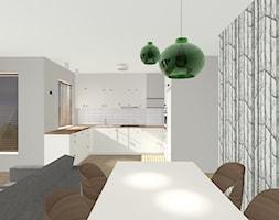 Kuchnia+-+zdj%C4%99cie+od+Monika+Deptu%C5%82a+Projektant+Wn%C4%99trz