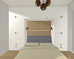 Sypialnia+-+zdj%C4%99cie+od+Monika+Deptu%C5%82a+Projektant+Wn%C4%99trz
