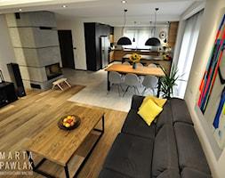 Salon+-+zdj%C4%99cie+od+MARTA+PAWLAK+ARCHITEKTURA+WN%C4%98TRZ